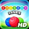 Rainbow Lines logo